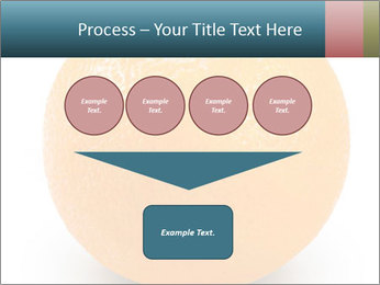 Orange PowerPoint Template - Slide 93