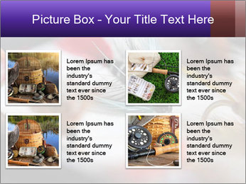 Tackle for fishing PowerPoint Templates - Slide 14