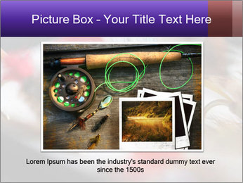 Tackle for fishing PowerPoint Templates - Slide 15
