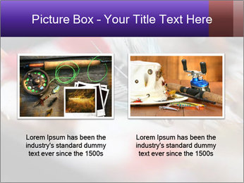 Tackle for fishing PowerPoint Template - Slide 18