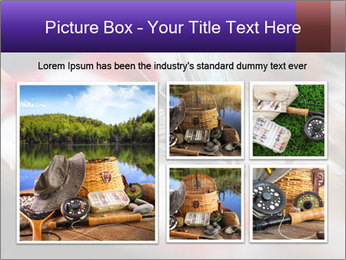 Tackle for fishing PowerPoint Templates - Slide 19