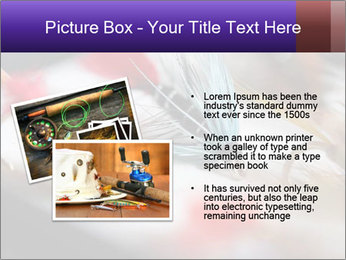 Tackle for fishing PowerPoint Templates - Slide 20