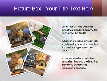 Tackle for fishing PowerPoint Template - Slide 23