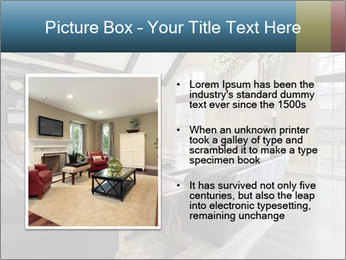 Family room PowerPoint Template - Slide 13