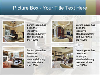 Family room PowerPoint Template - Slide 14