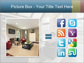 Family room PowerPoint Template - Slide 21