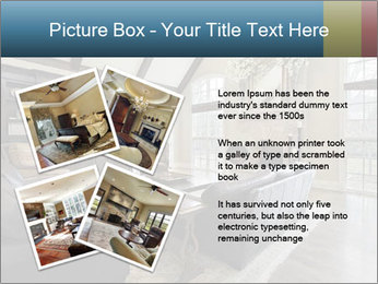 Family room PowerPoint Template - Slide 23