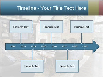 Family room PowerPoint Template - Slide 28