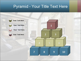 Family room PowerPoint Template - Slide 31