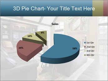 Family room PowerPoint Template - Slide 35