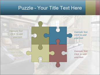 Family room PowerPoint Template - Slide 43
