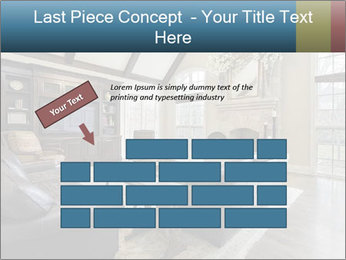 Family room PowerPoint Template - Slide 46