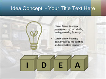 Family room PowerPoint Template - Slide 80