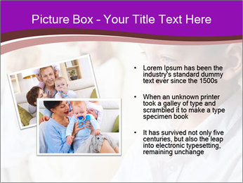 Boy is jealous parents PowerPoint Templates - Slide 20