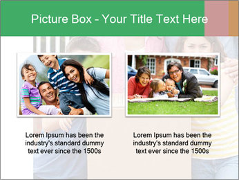 Family into new house PowerPoint Template - Slide 18