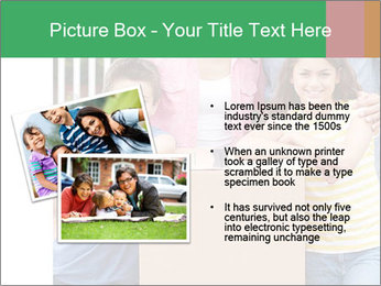Family into new house PowerPoint Templates - Slide 20