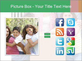 Family into new house PowerPoint Template - Slide 21