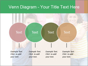 Family into new house PowerPoint Templates - Slide 32