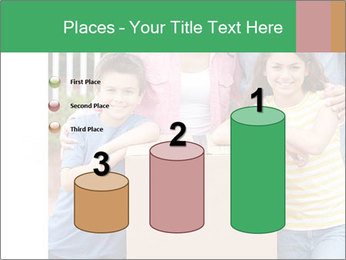Family into new house PowerPoint Template - Slide 65