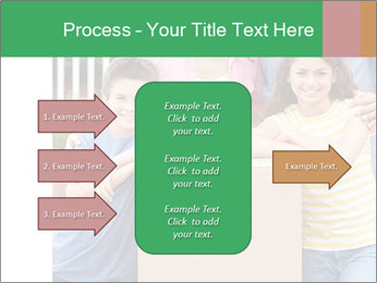 Family into new house PowerPoint Templates - Slide 85