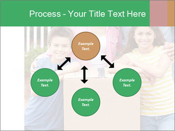Family into new house PowerPoint Templates - Slide 91