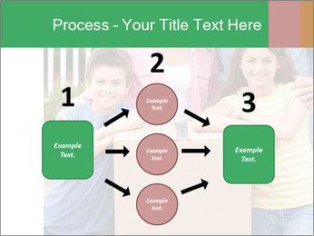 Family into new house PowerPoint Template - Slide 92
