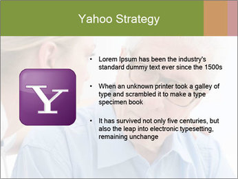 Senior man PowerPoint Template - Slide 11