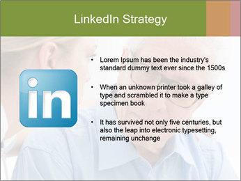Senior man PowerPoint Template - Slide 12