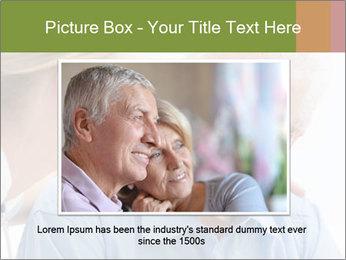 Senior man PowerPoint Template - Slide 16