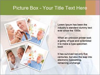 Senior man PowerPoint Template - Slide 23