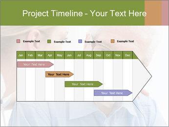 Senior man PowerPoint Template - Slide 25
