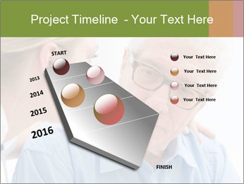 Senior man PowerPoint Template - Slide 26