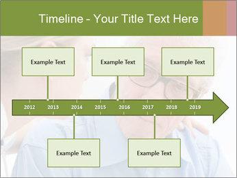 Senior man PowerPoint Template - Slide 28