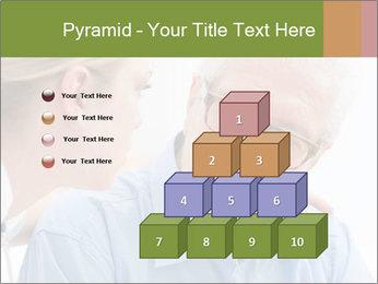 Senior man PowerPoint Template - Slide 31