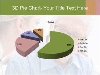 Senior man PowerPoint Template - Slide 35