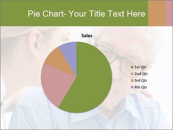 Senior man PowerPoint Template - Slide 36