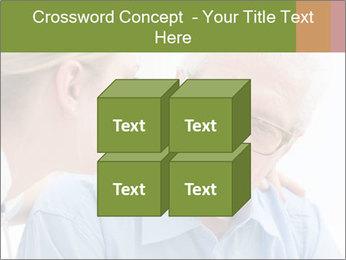 Senior man PowerPoint Template - Slide 39