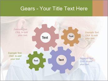 Senior man PowerPoint Template - Slide 47