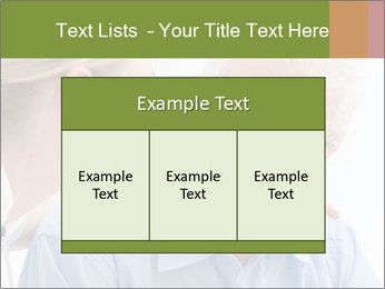 Senior man PowerPoint Template - Slide 59