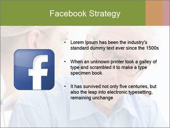 Senior man PowerPoint Template - Slide 6