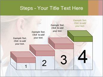 Senior man PowerPoint Template - Slide 64