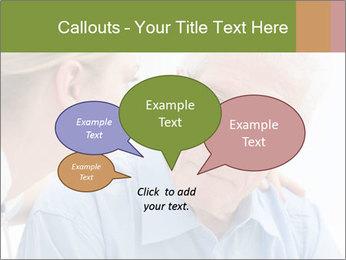 Senior man PowerPoint Template - Slide 73