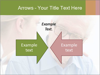 Senior man PowerPoint Template - Slide 90