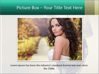 Girl posing PowerPoint Templates - Slide 15
