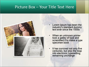 Girl posing PowerPoint Templates - Slide 20