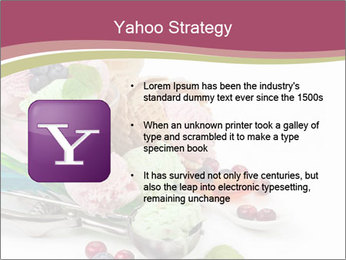 Ice cream PowerPoint Template - Slide 11