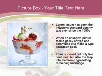 Ice cream PowerPoint Template - Slide 13