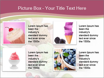 Ice cream PowerPoint Template - Slide 14