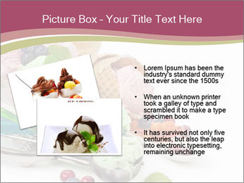 Ice cream PowerPoint Template - Slide 20