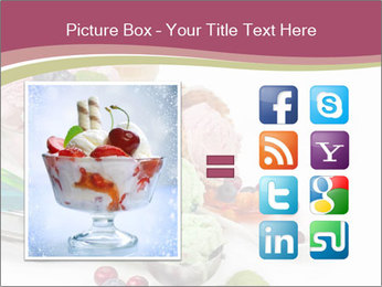 Ice cream PowerPoint Template - Slide 21